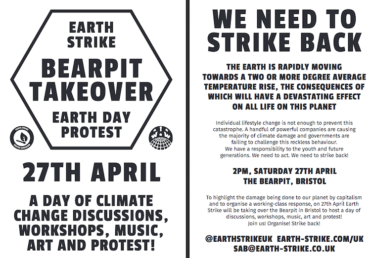 Uniting the Red and Green – BearPit Takeover this Saturday