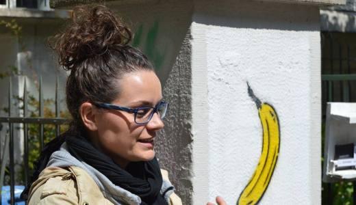 Straßenkunst Führung