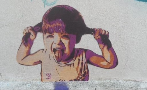 Robi the Dog Street Art Tour Ehrenfeld