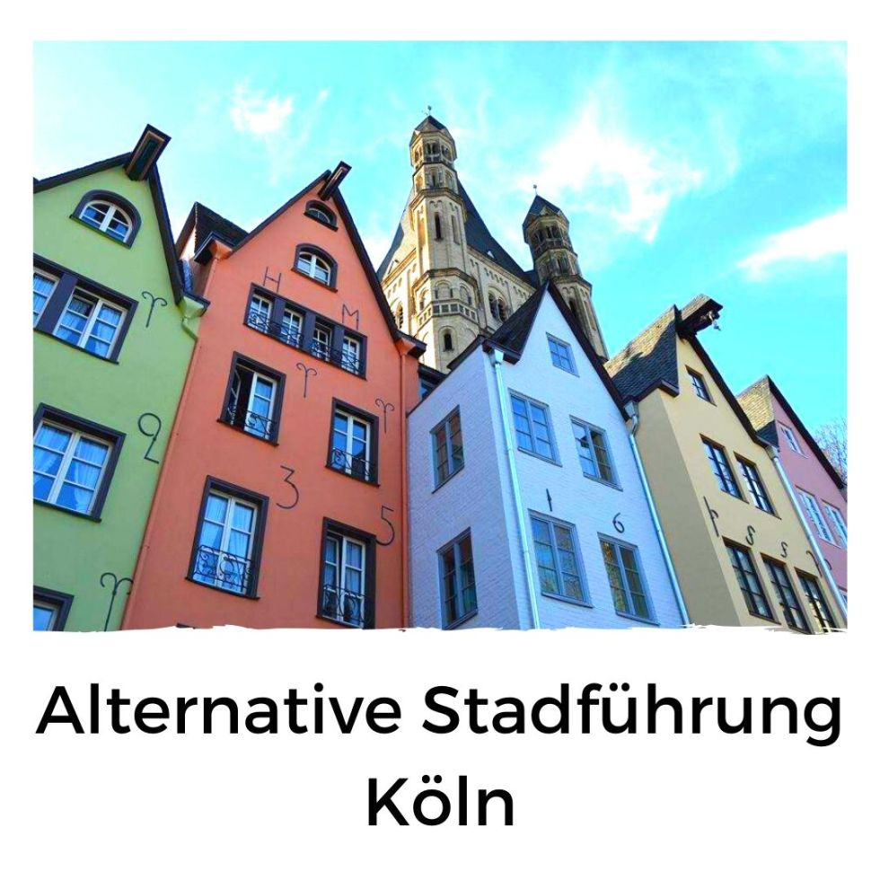 Alternative Cologne Tours _ Alternative Stadtführung Köln