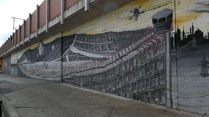 Captain Borderline: Street Art Tour Ehrenfeld