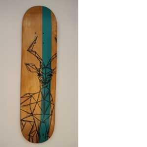Antilope Skateboard By Metraeda