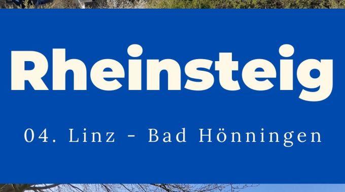 Rheinsteig Etappe 4 Von Linz Nach Bad Hönningen