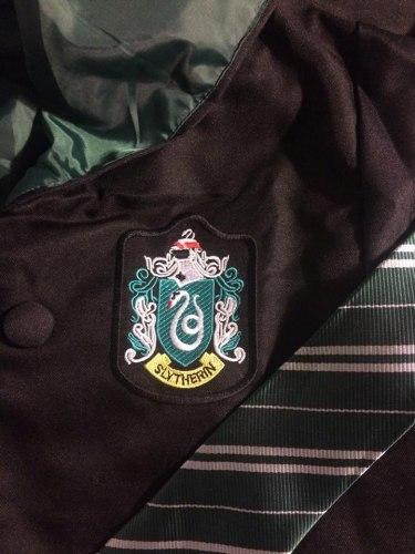 Harry Potter, Slytherin, Hogwarts