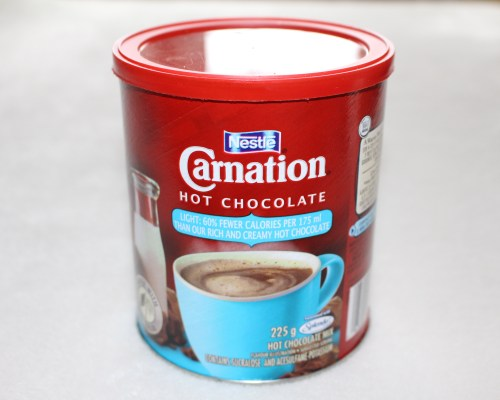 hot chocolate, hot chocolate mix, Nestle
