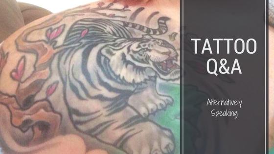 Tattoo Q&A