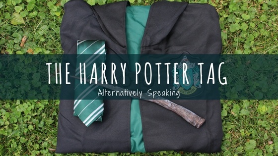 The Harry Potter Tag