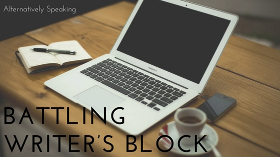 Battling Writer's Block