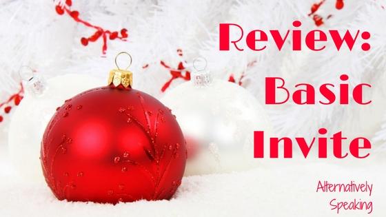 Review: Basic Invite