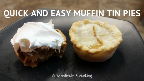 Quick and Easy Muffin Tin Pies