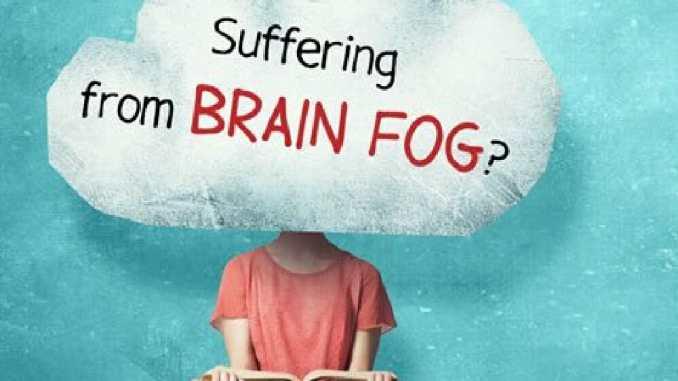 Brain fog image