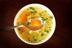 chicken soup to boost immunity