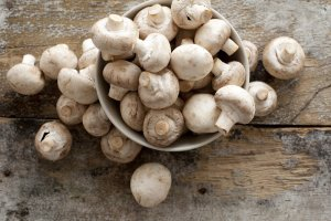 Mushrooms can help fight immunity