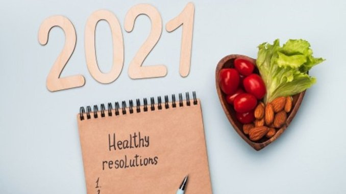 Tips for a healthy 2021