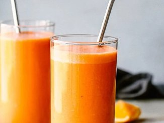 a smoothie to boost your immune system