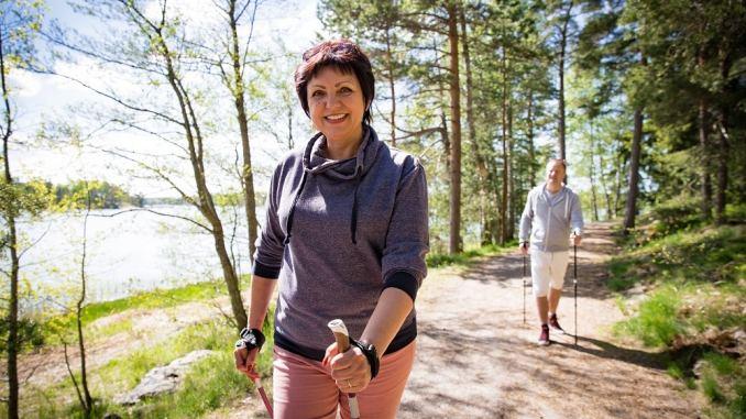 Can walking help fibromyalgia