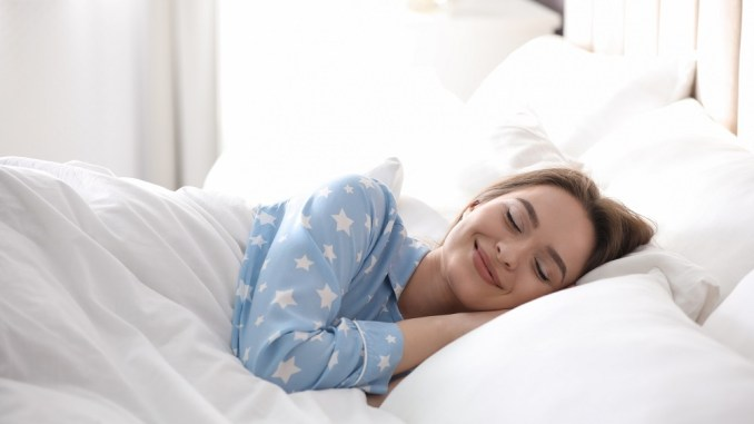 Tips for a a restful night's sleep