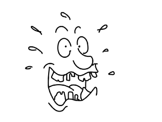 Losing teeth related to cognitive decline