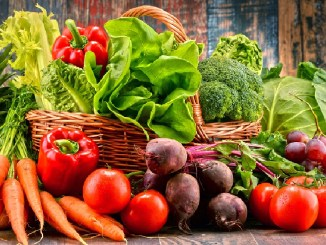 a diet based on healthy food