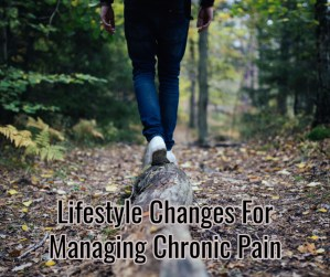 Lifestyle Changes For Coping With Pain