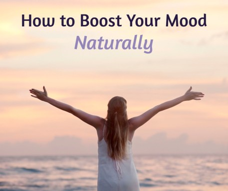 How To Boost Your Mood Naturally