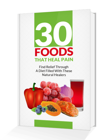 30 Foods That Heal Pain
