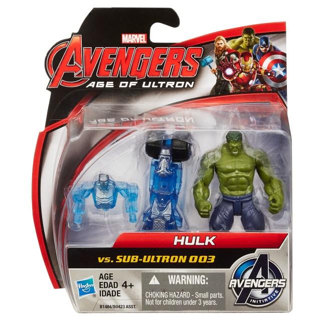 Hulk 2-pack pkg