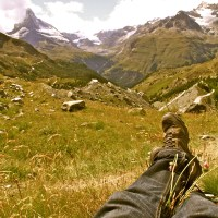 Resting - Zermatt, Switzerland