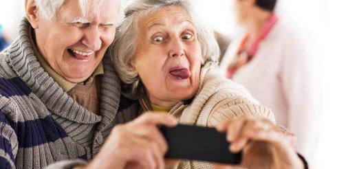 Canadian Senior Online Dating Service