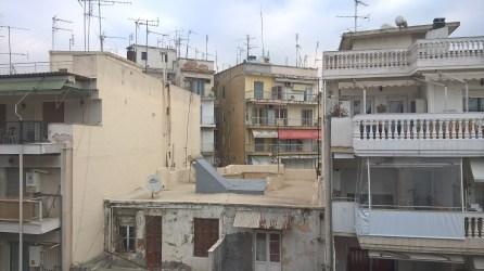 9_Salonicco vista camera Hotel