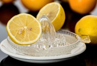 Le citron votre allié perte de poids