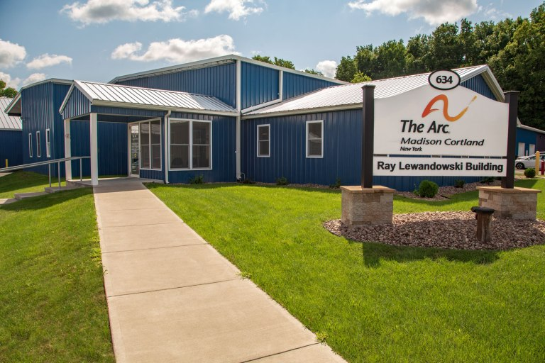 Alternatives Industry, LOJO Technology, & E-Waste Recycling is located at The Ray Lewandowski Building, 634 Birchwood Drive in Oneida, New York. The Ray Lewandowski Building was named in horror of The former Executive Director of The Arc of Madison Cortland.