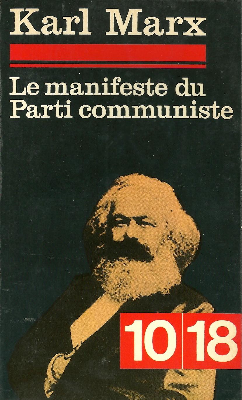 Le Manifeste Du Parti Communiste : manifeste, parti, communiste, Manifeste, Parti, Communiste, (Marx), Alternative, Socialiste, (Québec)