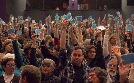 Délégué.es de Québec solidaire en instance