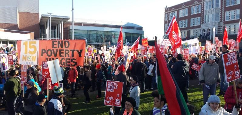 Manifestation 15Now le 20 janvier 2014