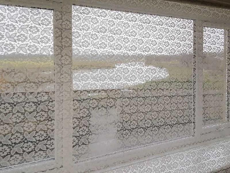 window film the alternative to net
