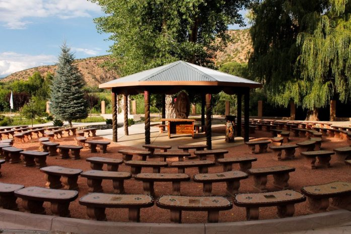 Chimayo shrine