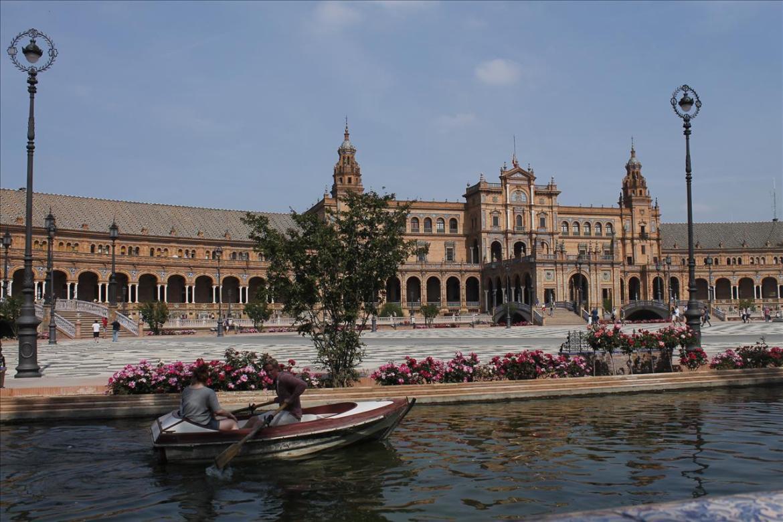 Visiting Sevilla as an auxiliar de conversación