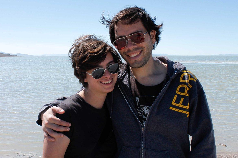 Alternative Travelers - Sam and Veren