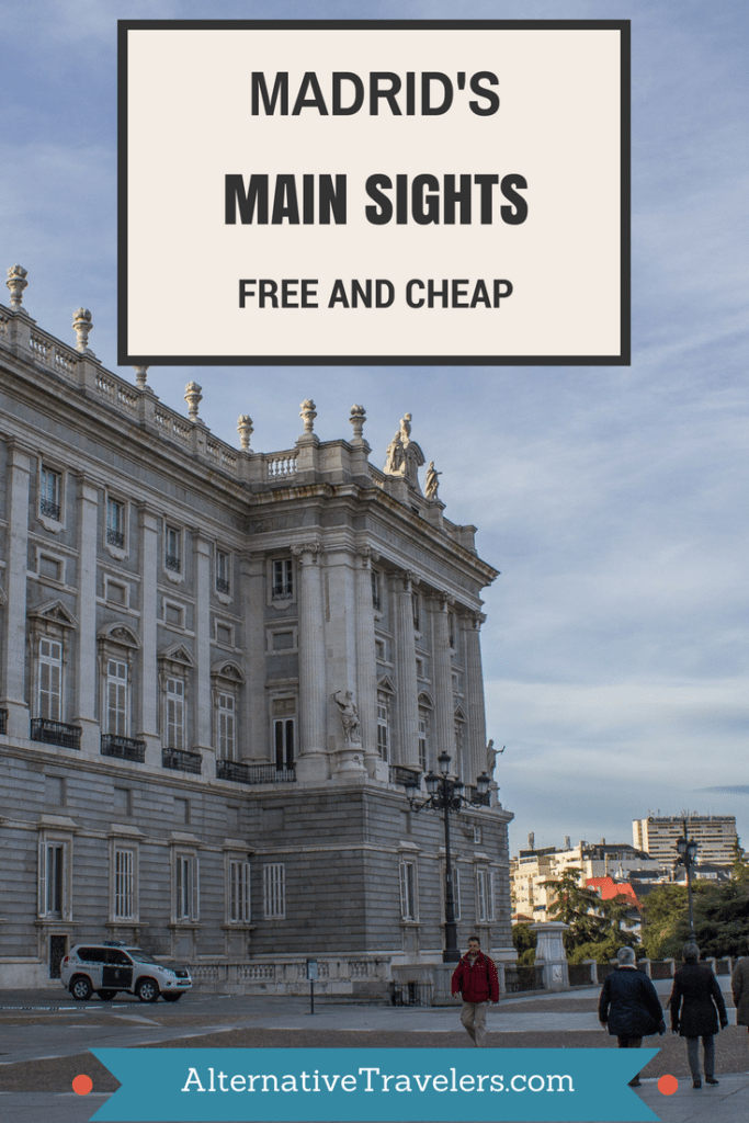 Advice from a local on cheap and free things to do in Madrid as a tourist on a short stay.