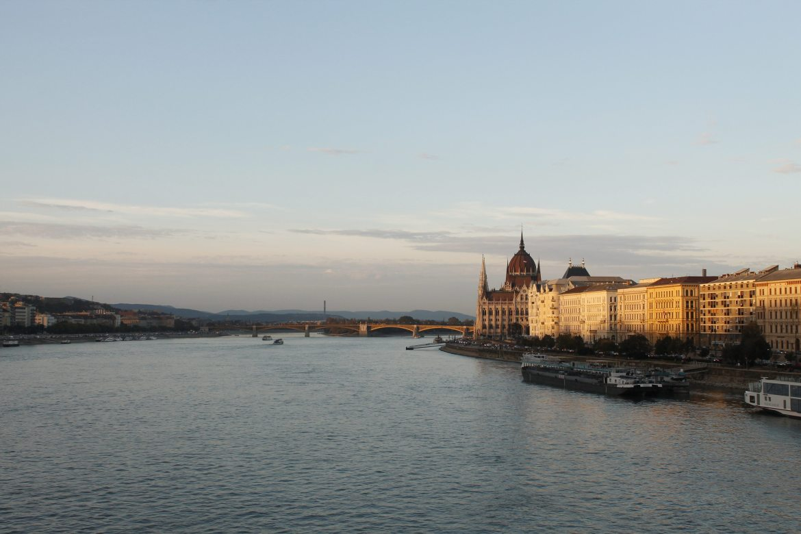Budapest, Hungary skyline - AlternativeTravelers.com