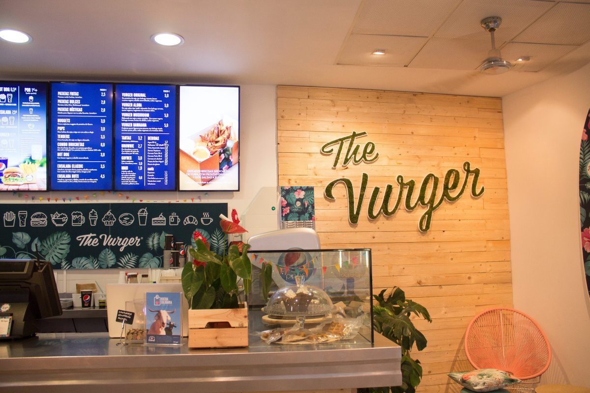 The Vurger: Vegan Fast Food & West Coast Americana in Valencia