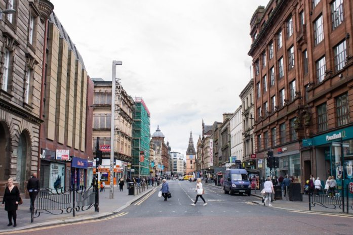 Glasgow vegan guide: A Vegan Guide to Glasgow featuring the best vegan restaurants in Glasgow as well as cafes, pubs, and more.