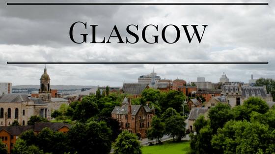 Glasgow Vegan Guide
