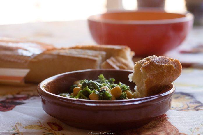 Food Culture in Spain - AlternativeTravelers.com