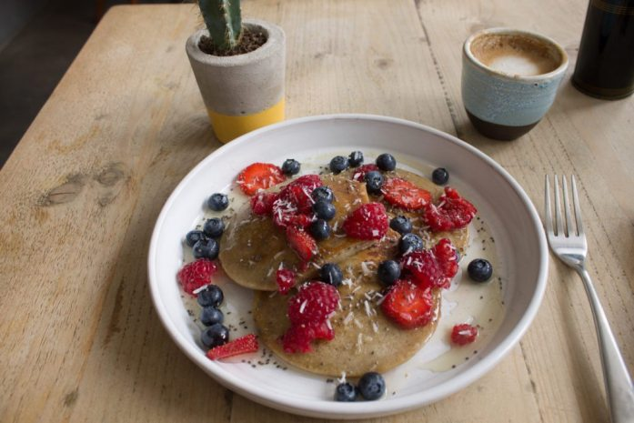 Longhouse Cafe: Vegan Cafe in Brighton - AlternativeTravelers.com