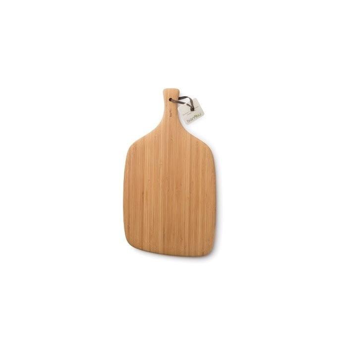 petite planche a decouper de service en bambou bambu
