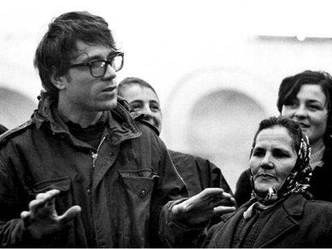 Želimir Žilnik; Foto: zelimirzilnik.net