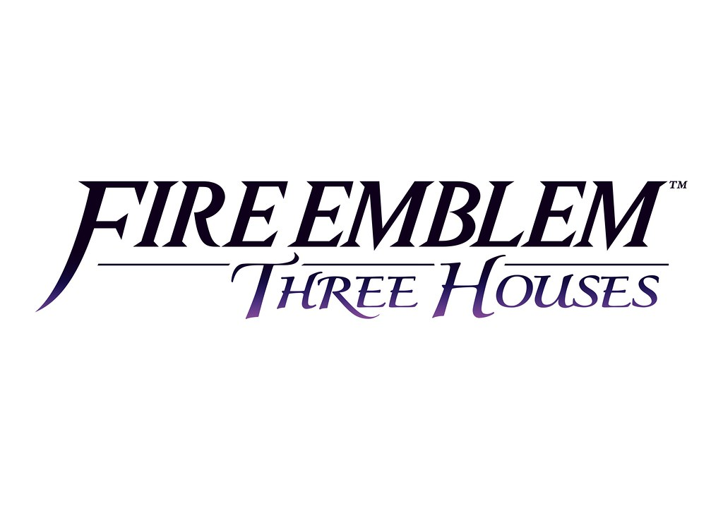 Front Title - Fire Emblem Three Houses