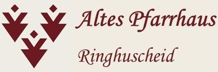 Altes Pfarrhaus Ringhuscheid